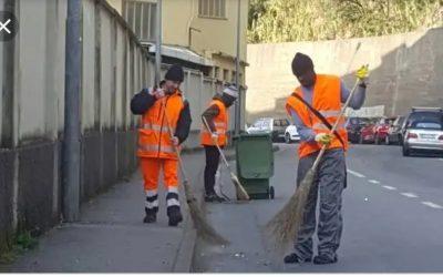 Volontari in attesa del permesso di soggiorno