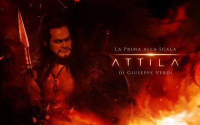 Milano Positiva, Attila in Città: proiezioni gratuite per assistere all'opera di Verdi