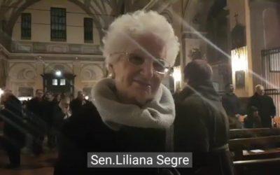 """Milano Positiva, Segre: """"Serve essere coscienti di sé"""""""