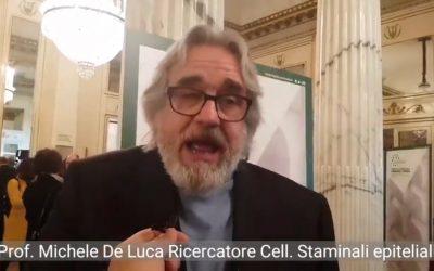 """Milano Positiva, De Luca: """"La politica adotti il metodo scientifico"""""""