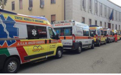 Milano Positiva, le ambulanze che salvano la vita.