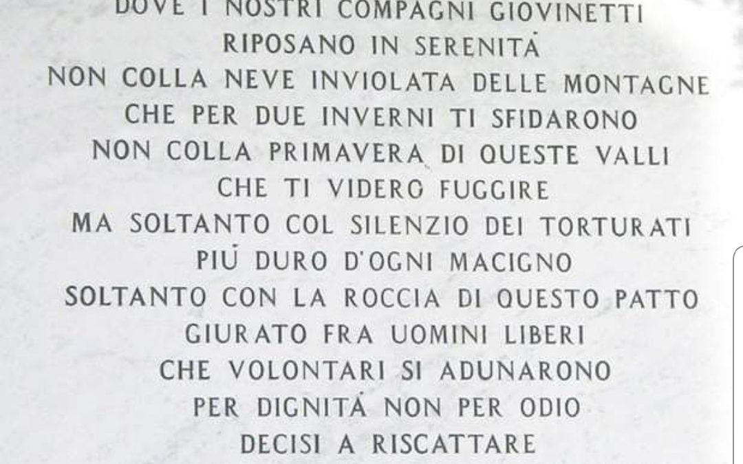 Milano Positiva, il 25 Aprile è il giorno della Libertà