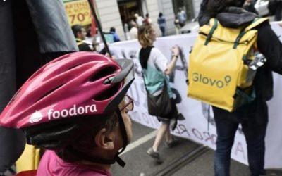 """Milano Positiva: """"Coraggio, paghiamo i rider"""""""