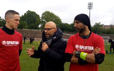 Milano Positiva: se sono guerrieri, allora sono Spartan