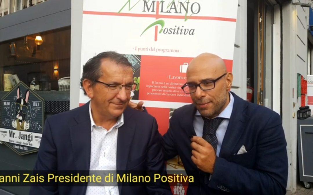 Milano Positiva: la libertà è partecipazione ( vi aspettiamo il 20 Luglio in Via Padova 92/94)
