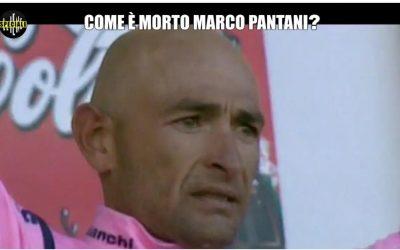 Marco Pantani, morte oscura di un Paese malato