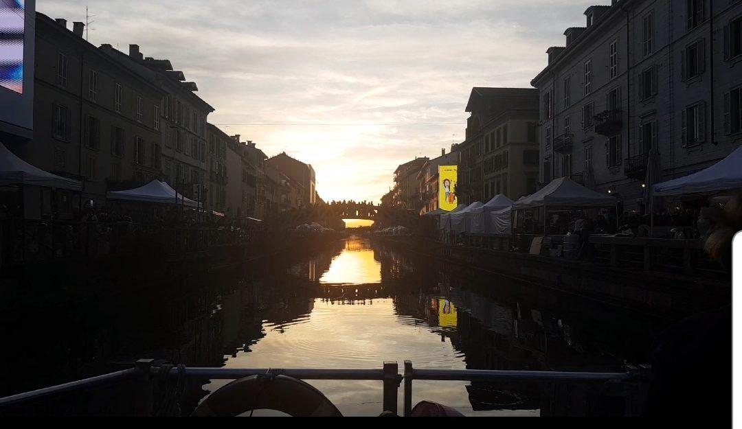 Milano, e se il segreto fosse la riapertura dei navigli?