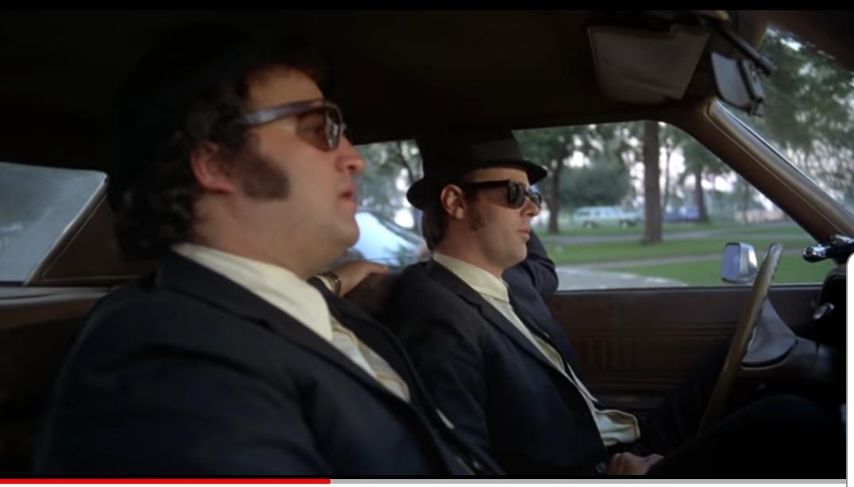 """""""La soluzione finale dei Blues Brothers per i nazisti"""""""
