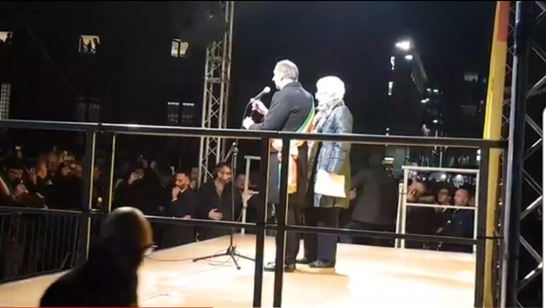 """Liliana Segre a Milano:  """"L'odio non ha futuro"""""""