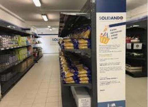 Solidando, a Milano il primo supermercato free