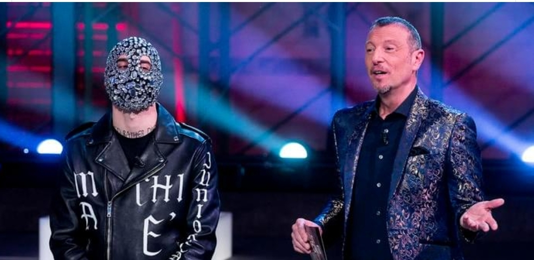 Sanremo: via Junior Cally e Amadeus dalla Rai