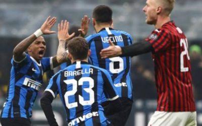 Derby spettacolo a Milano