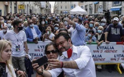 Me ne frego: storie italiane sul Covid -19