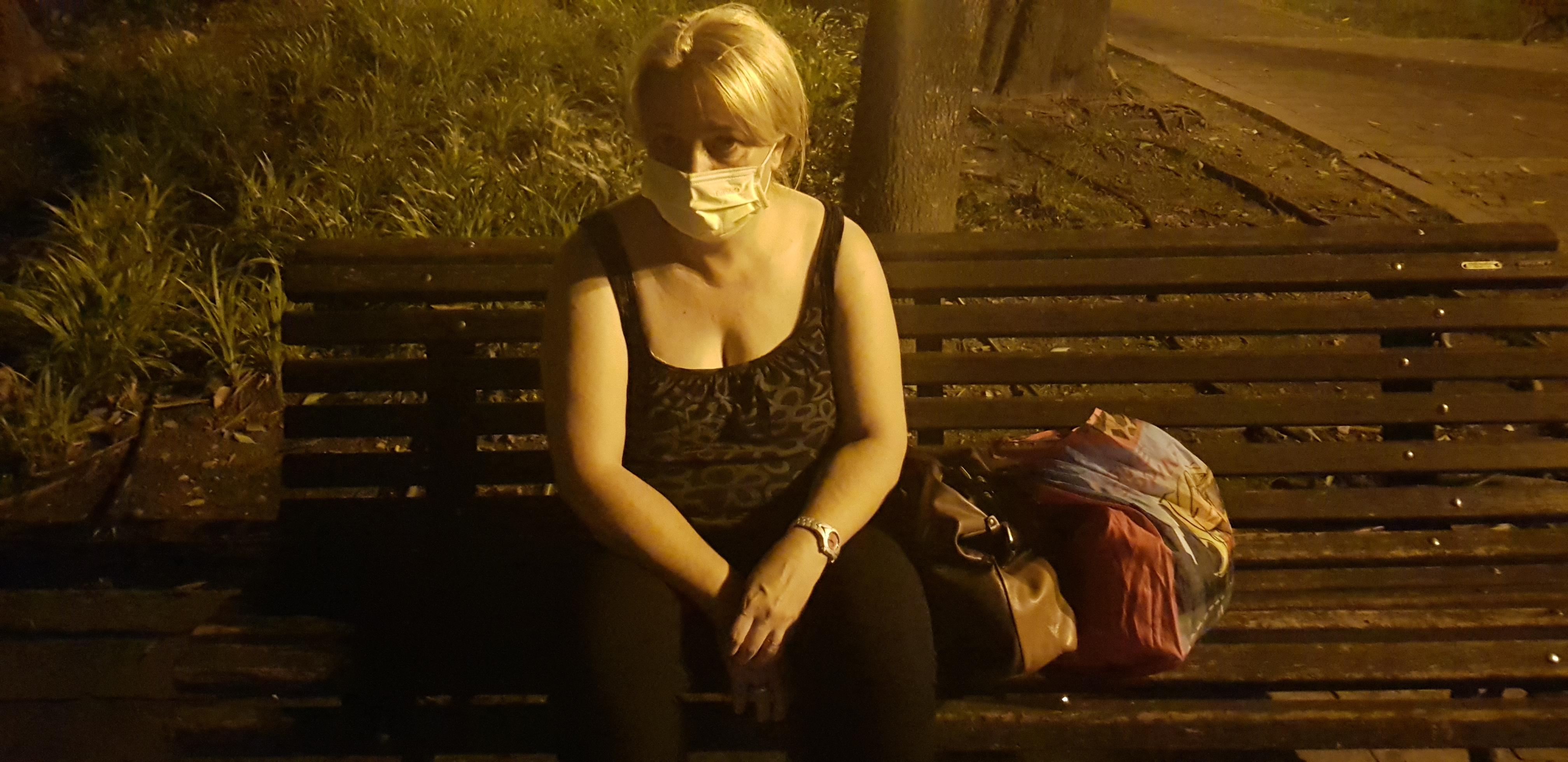 """""""Dormo per strada, aiutatemi"""""""
