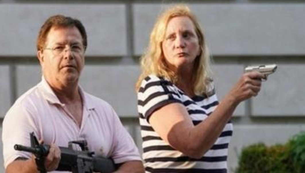 I McClowsky e la lobby delle armi
