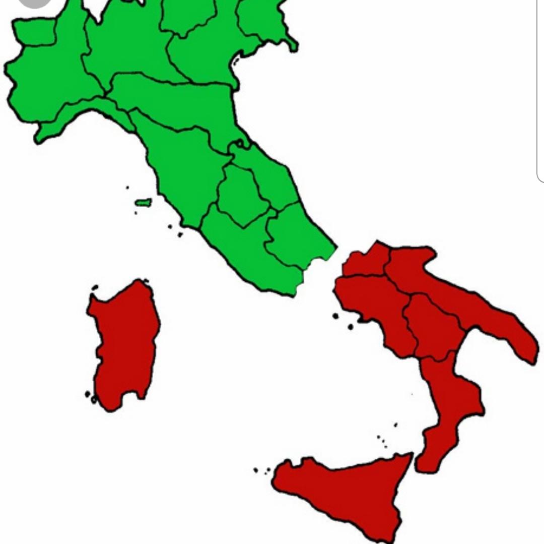 La questione meridionale vista da Milano