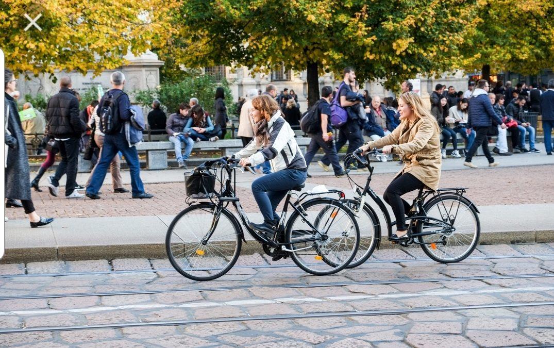 Milano in bici, è la velocità giusta?